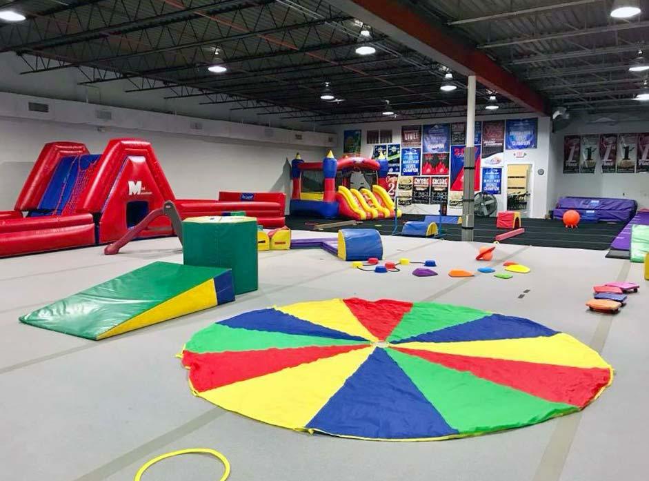 Tumbe B Gym complex
